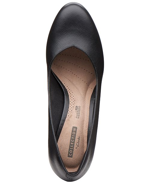 31af42f1407 Clarks Collection Women s Dancer Nolin Pumps   Reviews - Pumps ...