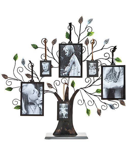 Philip Whitney Godinger Tree Of Life Multi Size Picture Holder 6