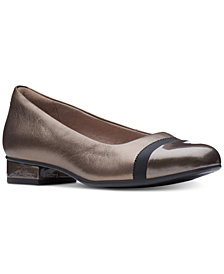 Clarks Collection Women's Juliette Monte Flats