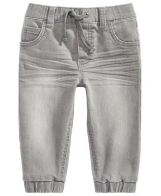 Baby Boys Jogger Jeans, Created for Macy's