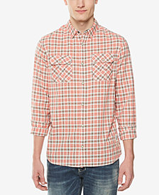 Buffalo David Bitton Men's Siduv Check-Print Shirt