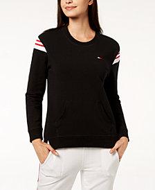 Tommy Hilfiger Sport Crew-Neck Active Sweatshirt, Created for Macy's