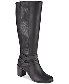 Easy Street Fawn Tall Boots