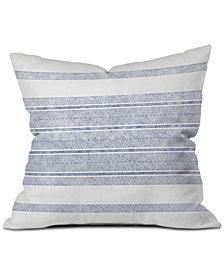 Deny Designs Holli Zollinger Capri Stripes Throw Pillow