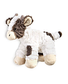 "First Impressions Baby Boys & Girls 8"" Cow Plush, Created for Macy's"