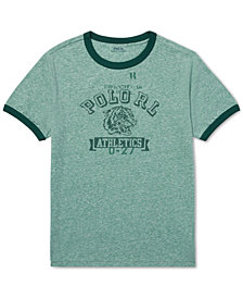 Polo Ralph Lauren Big Boys Graphic T-Shirt
