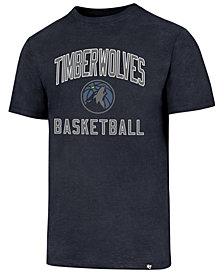 '47 Brand Men's Minnesota Timberwolves 6th Man Club T-Shirt