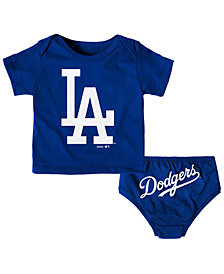 Outerstuff Los Angeles Dodgers Mini Uniform Set, Infants (12-24 Months)