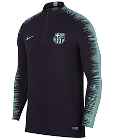 Nike Men's FC Barcelona Club Team Vapor Knit Strike Drill Top