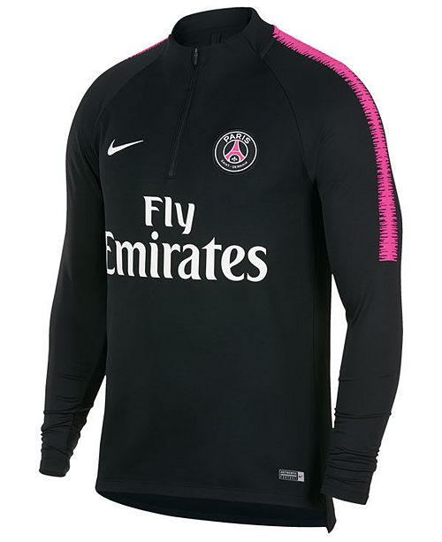 f79276e77 ... Nike Men's Paris Saint-Germain Club Team Dry Squad Drill ...