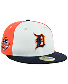 New Era Detroit Tigers All Star Game Patch 59FIFTY FITTED Cap