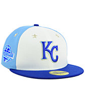 sports shoes ed822 d93dc New Era Kansas City Royals All Star Game Patch 59FIFTY FITTED Cap