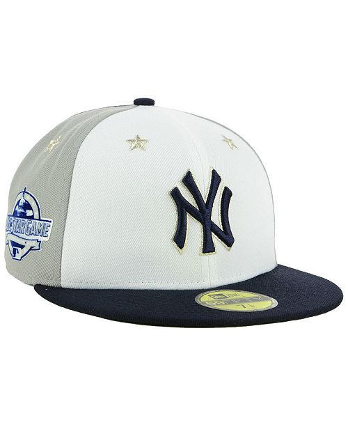 127d15f9 ... New Era New York Yankees All Star Game Patch 59FIFTY FITTED Cap ...