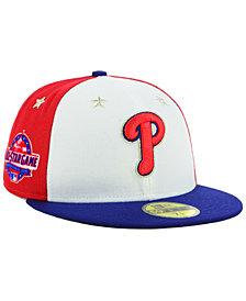 New Era Boys' Philadelphia Phillies All Star Game w/Patch 59FIFTY FITTED Cap