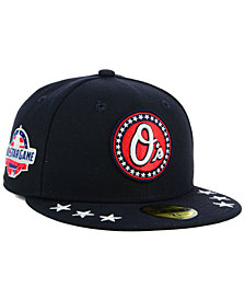 New Era Baltimore Orioles All Star Workout 59FIFTY FITTED Cap