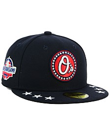 4e06a995b1c4c New Era Baltimore Orioles All Star Workout 59FIFTY FITTED Cap