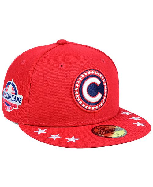 b37b1665397 New Era Chicago Cubs All Star Workout 59FIFTY FITTED Cap - Sports ...