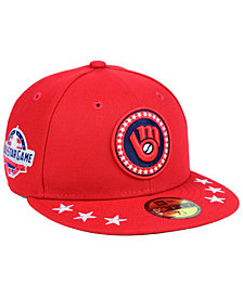 New Era Milwaukee Brewers All Star Workout 59FIFTY FITTED Cap