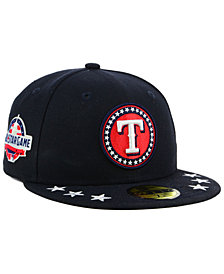New Era Texas Rangers All Star Workout 59FIFTY FITTED Cap