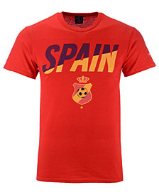 Fifth Sun Men's Spain National Team Gym Wedge World Cup T-Shirt