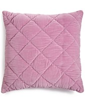 Whim By Martha Stewart Collection Quilted Velvet 26