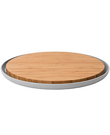 BergHOFF Leo Collection Bamboo Cutting Board with Plate
