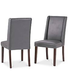 Tanley Dining Chair (Set of 2), Quick Ship
