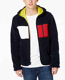 Tommy Hilfiger Men's Fleece-Lined Hoodie