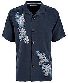 Tommy Bahama Men's Coronado Falls Embroidered Silk Shirt