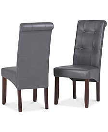Verona Dining Chair (Set of 2), Quick Ship