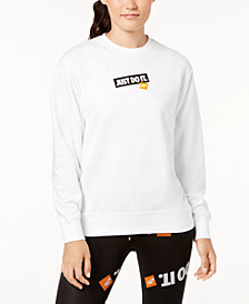 Nike Just Do It Sweatshirt & Leggings