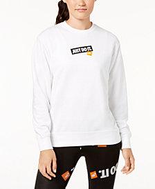 Nike Just Do It Sweatshirt & Leggings