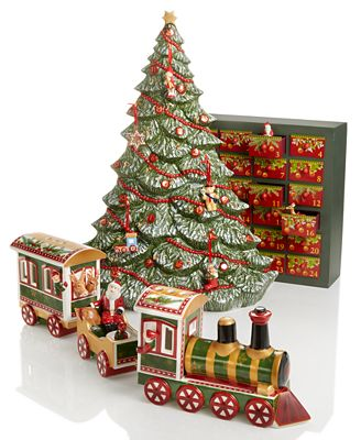 Villeroy Boch Christmas Ornaments And Decor Collection All