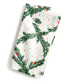 kate spade new york Pine Needles Napkin