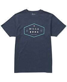 Billabong Men's Stretch Logo Graphic T-Shirt