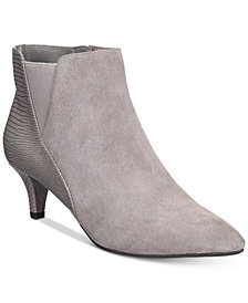 Bandolino Wishstar Pointed-Toe Booties