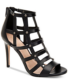 BCBGeneration Jenna Caged Dress Sandals