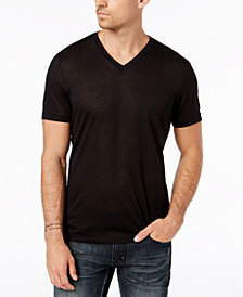 Mr. Turk x I.N.C. Men's V-Neck T-Shirt, Created for Macy's