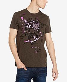 Buffalo David Bitton Men's Tanto Graphic T-Shirt