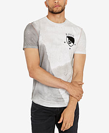 Buffalo David Bitton Men's Tivvo Graphic T-Shirt