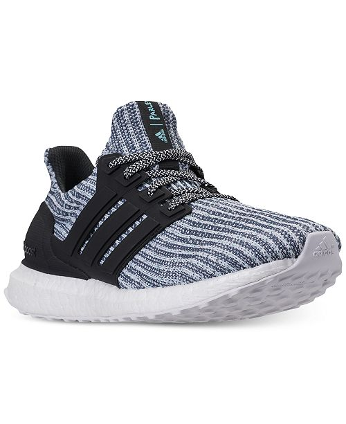 5271fae84 adidas Men s UltraBOOST x Parley Running Sneakers from Finish Line ...