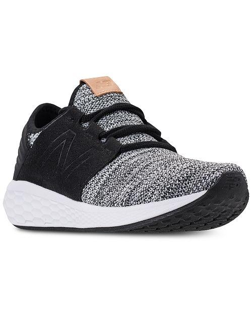d489c07938c50 New Balance Men s Fresh Foam Cruz Running Sneakers   Reviews ...