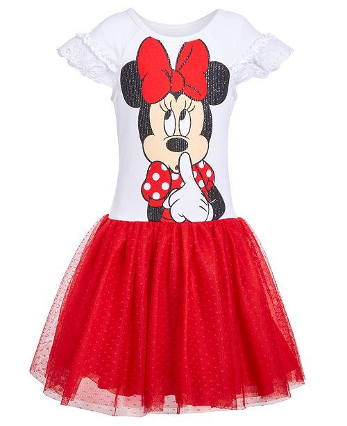 581983ae7 Disney Little Girls Minnie Mouse Dress & Reviews - Dresses - Kids ...
