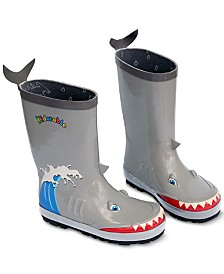 Kidorable Toddler & Little Boys Shark Rain Boots