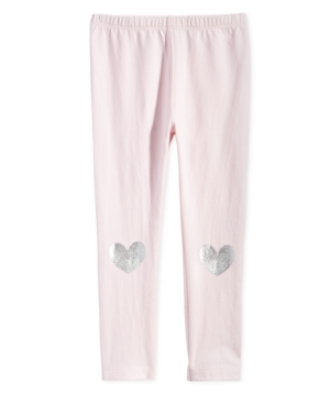 First Impressions Toddler Girls HeartPrint Leggings Created for Macys