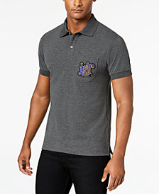 Versace Men's Logo Polo