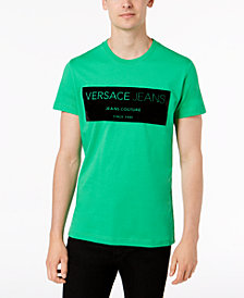 Versace Men's Logo T-Shirt