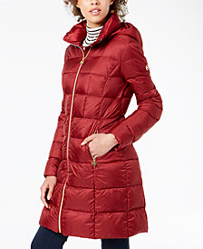 MICHAEL Michael Kors Packable Down Coats