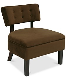 Marcell Accent Chair, Quick Ship