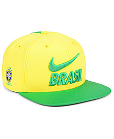 Nike Brazil National Team Snapback Cap